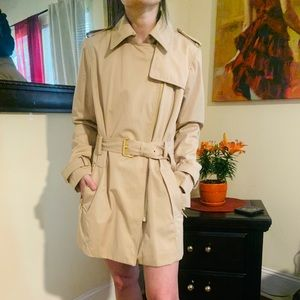Michael Kors Tailored belted Trench coat